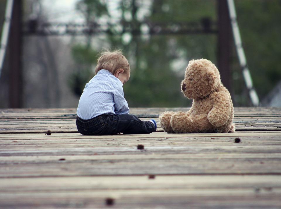 Ztracen v lese – jako parťáka měl po boku medvěda?
